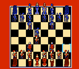 Battle Chess - Level  - Four Knights opening - User Screenshot
