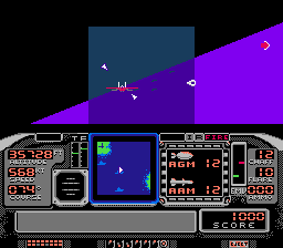 F-117A - Stealth Fighter - Level  - Aiming at the target - User Screenshot