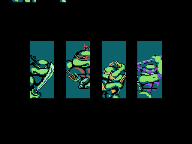 Donatello -Introduction :All of the turtles! - User Screenshot