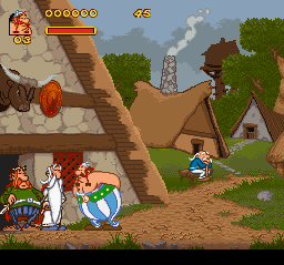 Asterix & Obelix - Level  - What