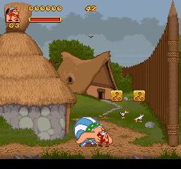 Asterix & Obelix - Level  - Sniffing around - User Screenshot