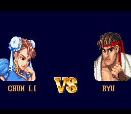 Street Fighter 5 - Cut-Scene  - Chun Li VS Ryu - User Screenshot