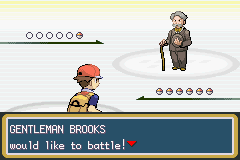 Pokemon Fire Red - Battle  - Is That You, Garth? - User Screenshot