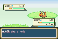 Pokemon Fire Red - Battle  - I Find This Excessively Amusing - User Screenshot