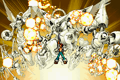 Shaman King - Master of Spirits - Battle  - Super Angel Attack!! - User Screenshot