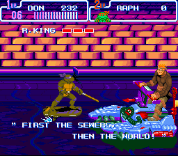 Donatello -Battle :Mad - User Screenshot