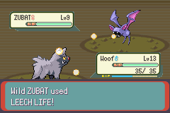 Pokemon Emerald - Battle  - Well that