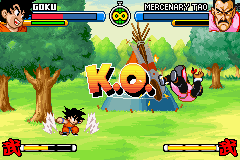 Dragon Ball - Advanced Adventure - Battle  - VStao - User Screenshot