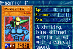 Yu-Gi-Oh! - The Sacred Cards - Character Profile  - M-warrior#1 - User Screenshot