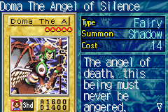 Yu-Gi-Oh! - The Sacred Cards - Battle  - Doma - User Screenshot