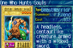 Yu-Gi-Oh! - The Sacred Cards - Character Profile  - Centaur - User Screenshot