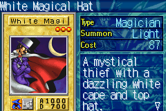 Yu-Gi-Oh! - The Sacred Cards - Misc  - White mage - User Screenshot
