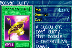 Yu-Gi-Oh! - The Sacred Cards - Character Profile  - mmmm curry - User Screenshot