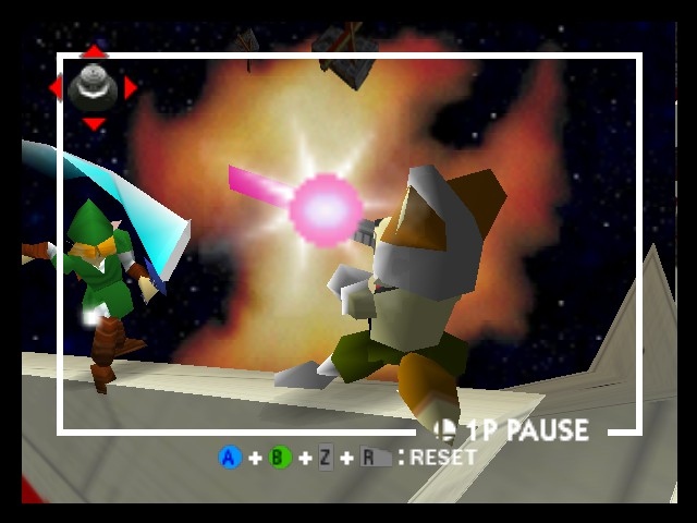 Super Smash Bros. - Battle  - world 7 the battle ship - User Screenshot