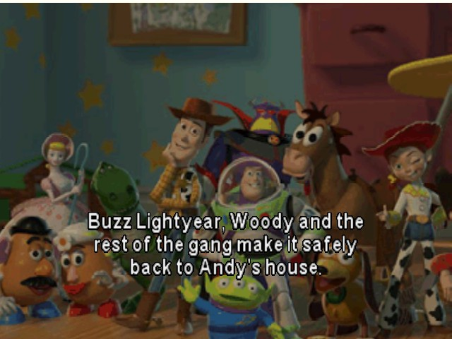 Woody -Ending :Together forever. - User Screenshot