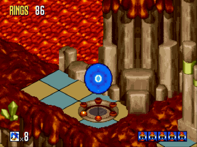 Hey Look! It's a Sonic CD! XD