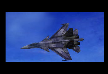 Ace Combat 2 - Cut-Scene  - After Beating the Game - User Screenshot