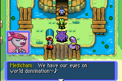 Pokemon Mystery Dungeon - Red Rescue Team - Cut-Scene  - I never considered this, either... - User Screenshot