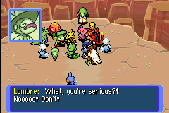 Pokemon Mystery Dungeon - Red Rescue Team - Ending  - Remember, Lombre, you