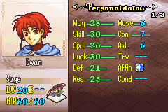 Fire Emblem - Gheb Fe - Character Profile  - Ewan is the best  - User Screenshot