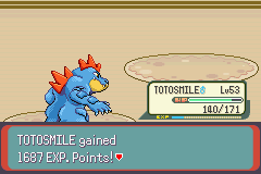 Feraligatr -Battle :BUTT - User Screenshot