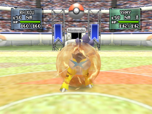 Pokemon Stadium 2 - Location  - sparks!!! - User Screenshot