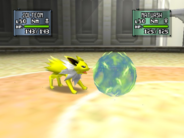 Pokemon Stadium 2 - Battle  - RASENGAN - User Screenshot