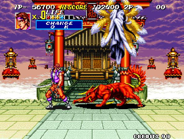 Sengoku 2 + Sengoku Denshou 2 (MAME) Game - Arcade - Game