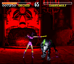 Killer Instinct - Battle  - Die Sabrewulf - User Screenshot
