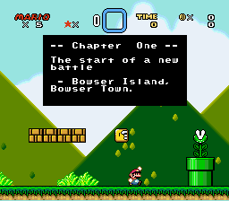 Super Mario Universe - Cut-Scene  - Chapter 1 - User Screenshot