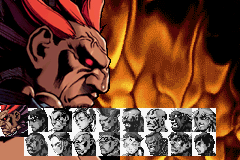 Super Street Fighter II X - Revival - Character Select  - It