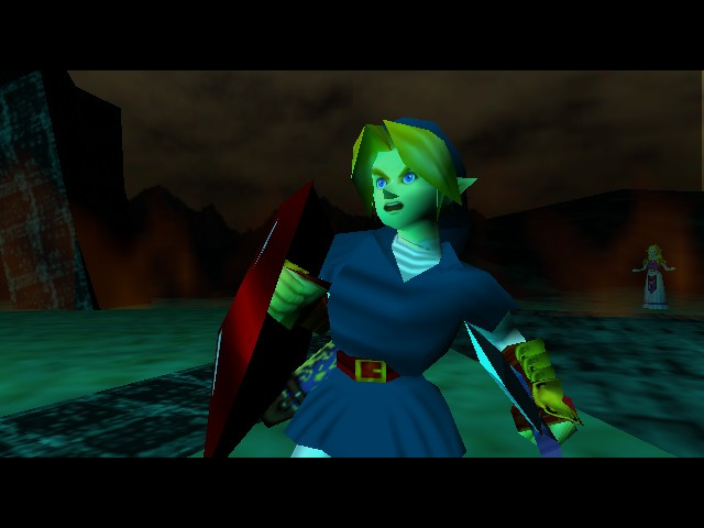 The Legend of Zelda - Ocarina of Time - ? - User Screenshot