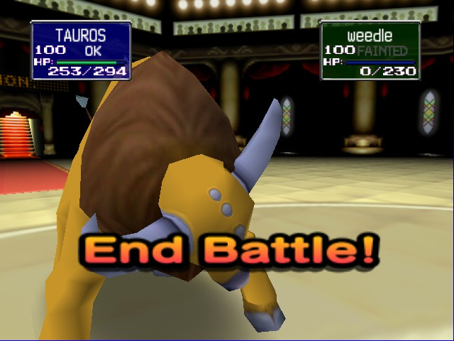 Pokemon Stadium -  - User Screenshot
