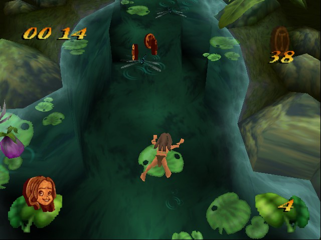 play tarzan ps1 game online