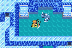 Pokemon Naranja V Crystal Oni User Screenshot