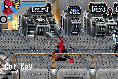 Marvel - Ultimate Alliance - spider-man - User Screenshot