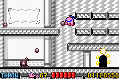 Kirby - Nightmare in Dream Land - Las Balas No Me Afectan - User Screenshot