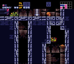 Metroid Super Zero Mission - :( am lost  - User Screenshot