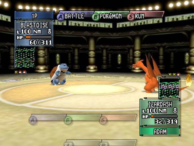 Pokemon Stadium 2 - Just like Ash Vs Gary - User Screenshot