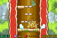 Kirby - Nightmare in Dream Land - Golden Spike Kirby - User Screenshot