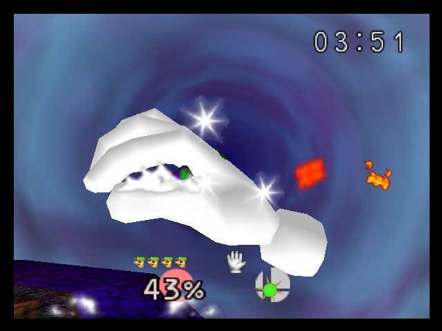 Super Smash Bros. - Super Punch Finish - User Screenshot