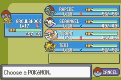 Pokemon Emerald 386 - Level  - The awkward moment when Linoone is highest - User Screenshot
