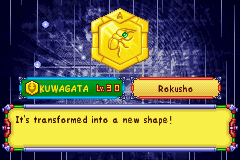 Medabots - Rokusho Version - 3rd shape :D - User Screenshot