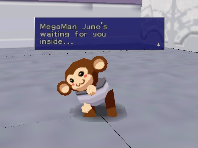 Mega Man 64 (may crash) - Megaman Juno! - User Screenshot