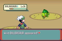 Pokemon Emerald 386 - First shiny in this game. - User Screenshot