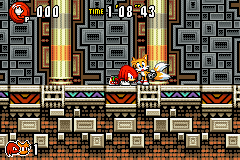 Sonic Advance 3 - Knux, put some effort into it. - User Screenshot