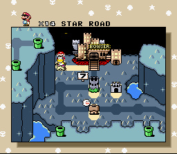 Super Mario World - Super Shortcut!!! - User Screenshot