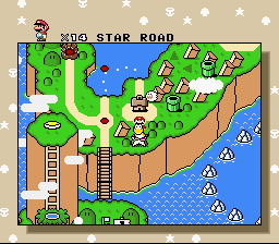 Super Mario World - Hmm, mysterious area? - User Screenshot