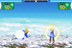 Dragon Ball Z - Supersonic Warriors - Way Epic - User Screenshot