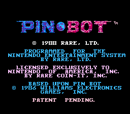 Pin-Bot - Introduction  -  - User Screenshot